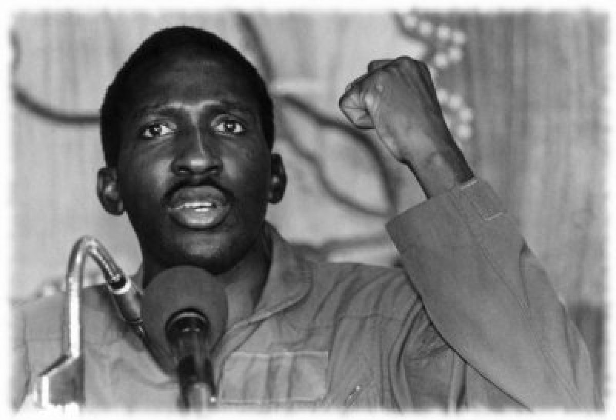 biography of Thomas Sankara