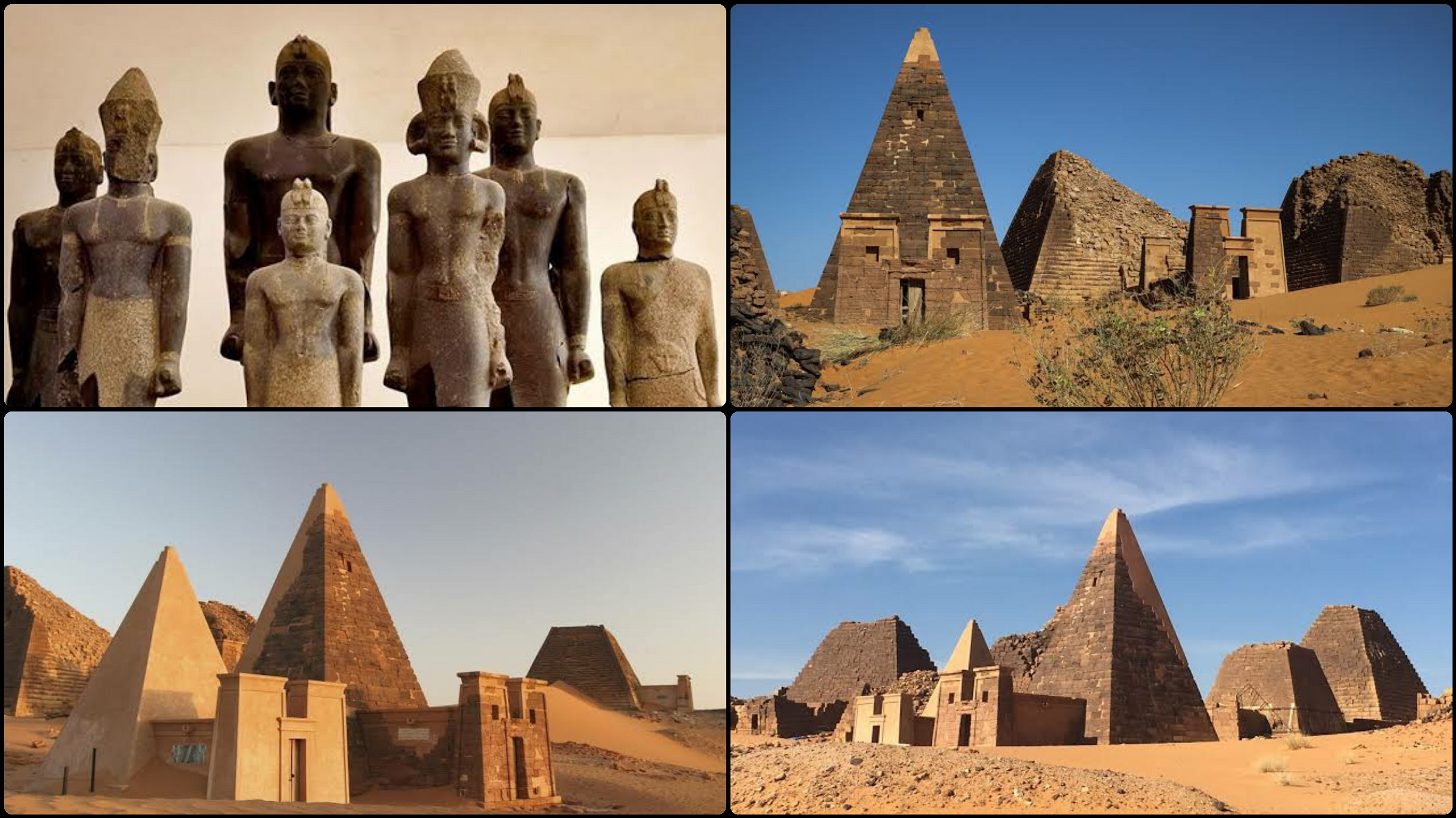 Archaeology Shows That Sudan Has More Pyramids Than Any Other Country On Earth