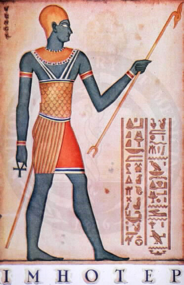 african Imhotep