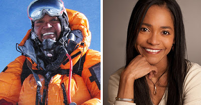 Meet the First Black Woman to Successfully Climb Mount Everest
