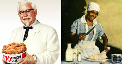 Colonel Sanders Steal His KFC Recipe