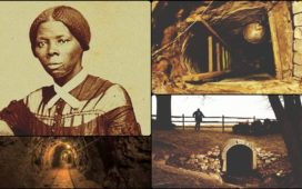 Harriet Tubman And Others Used To Escape Along The Underground Railroad