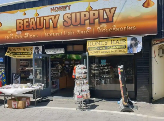 Honey Hair Beauty Supply Shop