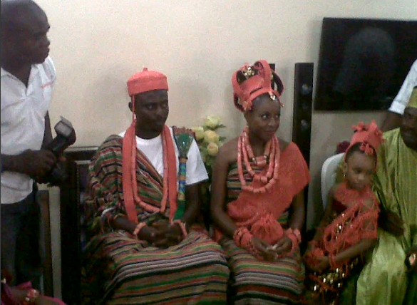 The Traditional Attire of Esan People