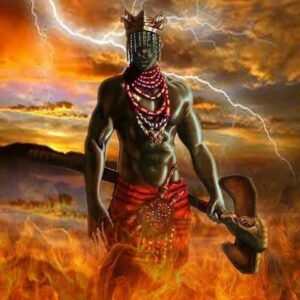 Amadioha vs. Sango: Nigerian gods of thunder, briefly explained.