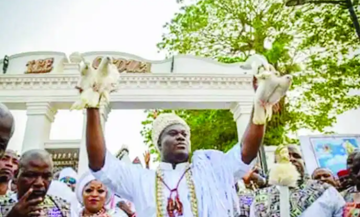 Aje Festival And Mythology - Yoruba Goddess Of Wealth