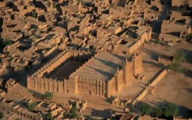 Brief History Of The Clay City - Djenne, Mali