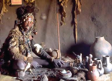 African Spiritualism: The Law of the Spirit.