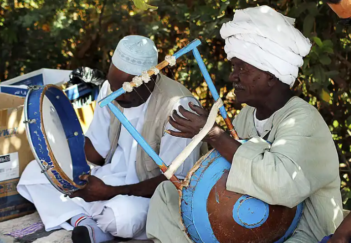 History Of The Nubia People Of Sudan And Egypt