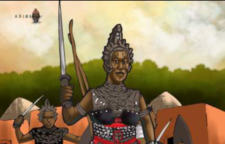 Meet Queen Idia Of The Benin Kingdom - Mother Of Oba Esagie