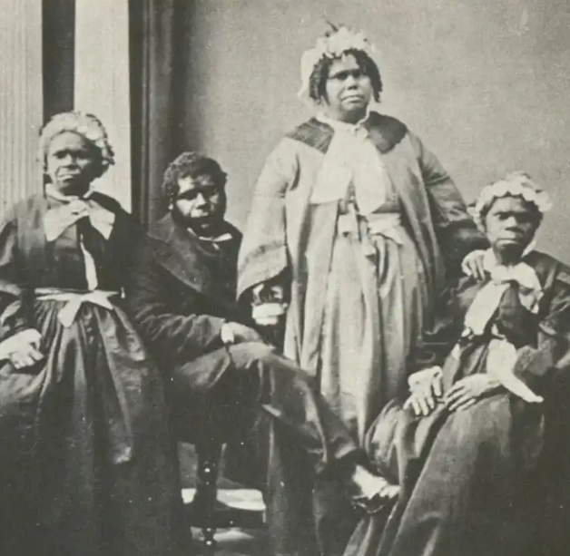 History Of The Famous Aboriginal Tasmania - The Massacre And Extinction