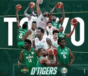 Nigerian basketball national team