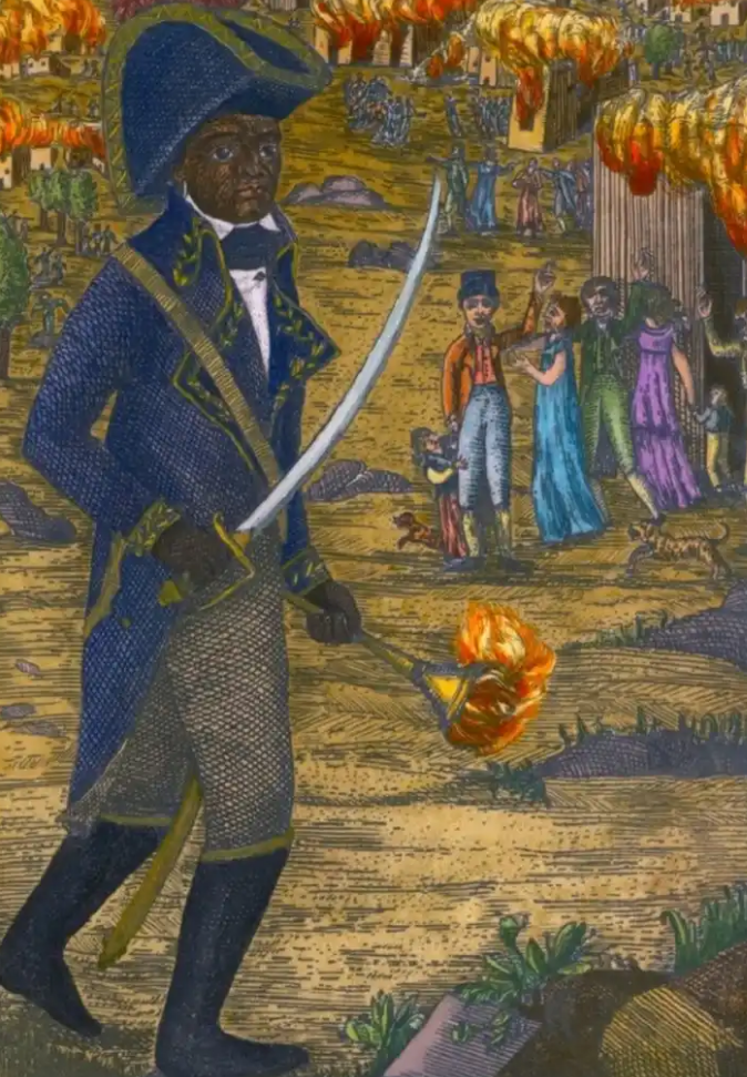 Haiti's First King And President, King Henri Was From An Igbo Descent