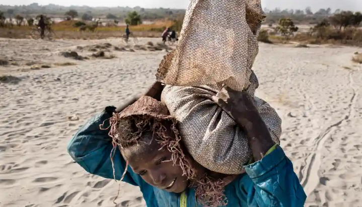 High Demand For Cobalt In Democratic Republic of Congo Resulted To An Increase In Child Labor