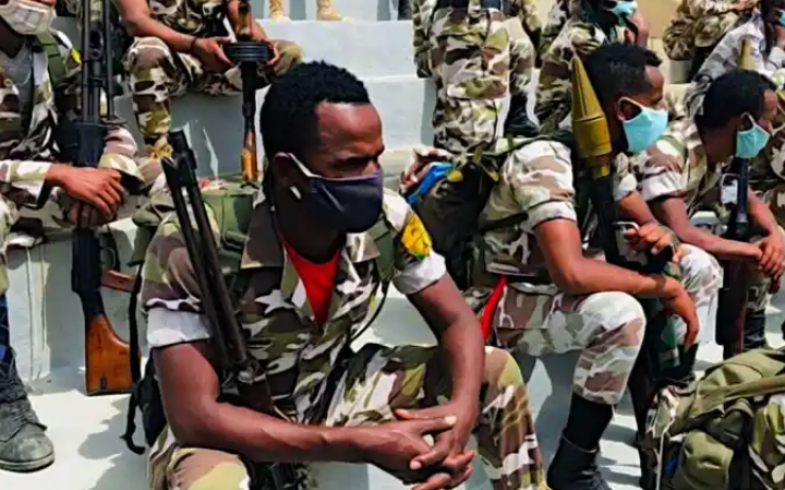 The Ethiopia's Tigray Crisis - Ethiopian Troops Deployed In Mekelle, Tigray To Combat The TPLF
