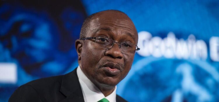 Petition: A Visa Ban Against Central Bank Of Nigeria Governor, Godwin Emefiele