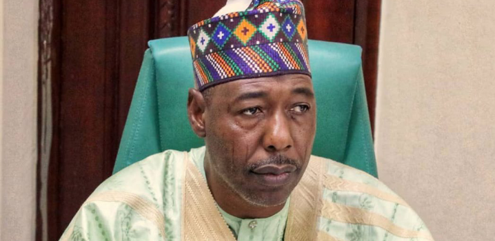 Boko Haram Started As Protesters - Governor Babagana Zulum