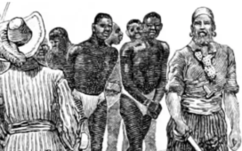 Horrible Experiences Of The Enslaved Men By Their White Masters